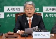"""김동철 """"친박-친문 제외한 세력과 대통합 할 것"""""""