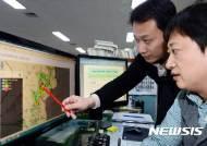 광산구 탄성포장재 안전신호등 지도 제작