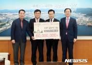 BNK금융그룹 전통시장 상품권 전달