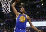 [NBA]클리블랜드·골든스테이트 나란히 승리…선두 유지