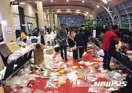 중국인이 버린 제주공항 쓰레기 대란 '사드' 때문?