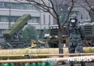 日방위성, 北미사일 발사에 패트리엇 미사일 요격태세