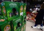 반중정서 확산에 외면받는 중국 맥주