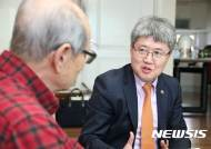 가계금융·복지조사 현장 조사 중인 유경준 통계청장