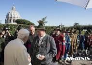 90세 생일 맞은 베네딕토 16세 전 교황