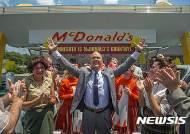 [손정빈의 클로즈업 Film]마이클 키턴 눈빛으로 살아난 맥도날드…'파운더'