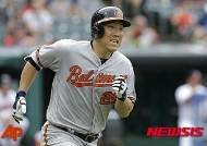 [MLB]'시즌 첫 6번 선발' 김현수, 탬파베이전 2타수 무안타