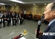 강의하는 최환 전 5·18 특별수사 본부장