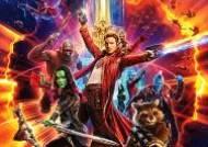 '가디언즈 오브 갤럭시 2', 개봉하자마자 1위…한국영화들 밀려나