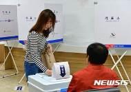 대선 투표율, 호남 높고 영남 낮은 '서고동저'