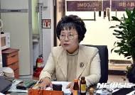 기자 간담회 하는 이지영 익산시 부시장