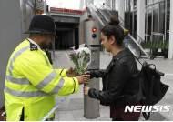 英 경찰, 런던 테러 용의자들 신원 확보···범행 배후 수사 박차