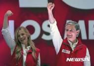 멕시코주 주지사 선거에서 집권당 델마소 승리 유력···대선 풍향계