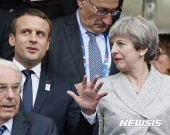 EU, '영 정국 불안'에 브렉시트 협상 지연 우려