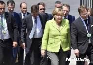 EU 27개국 정상, 영국 내 EU 기구 이전 합의···11월 표결
