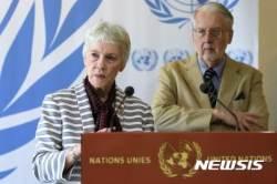 유엔, 시리아 전범 조사기구 수장에 프랑스 판사 출신 임명