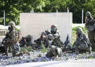 한-미 해병대 연합전술 통합훈련