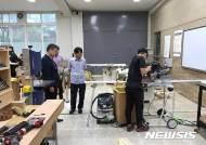 최종윤 지사장 기능경기대회 출전 강원도 선수단 훈련장 방문