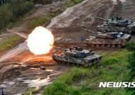 '원 샷 올 킬' 적 탱크로 날아가는 포탄