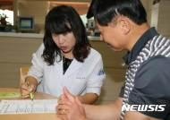 공주대 보건진료소 교직원 대사증후군 무료 검진
