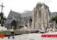 뉴질랜드 정부, 크라이스트처치 성당 재건키로