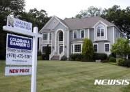 美 8월 기존주택판매 '하비' 영향 전월比 1.7% 감소