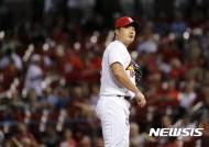 [MLB]'3일 만에 등판' 오승환, 1이닝 1피안타 2볼넷 1실점