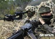 북한군 국지도발 대응 훈련