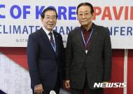고건 전 국무총리 만난 박원순 서울시장