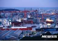 [2018 산업 기상도]조선업계, 회복세 본격화…2018년 '턴어라운드' 원년