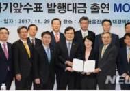 은행聯-서민금융진흥원, 휴면 자기앞수표 발행대금 출연협약