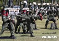 軍, 北지도부 제거 목적…특임여단 개편식 개최