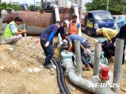'가뭄대비' 해남 금호호~진도 군내호 수계연결사업 확정