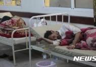 아프리카 잠비아서 콜레라 유행으로 25명 숨져...환자 912명