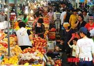 제주지역 경제성장률 6.9% 전국1위…전년비 1.6%p↑