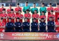 AFC U-23 챔피언십에 출격하는 남자축구 대표팀