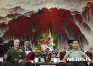 미중 군수뇌 화상회담...북한 핵·미사일 등 협의