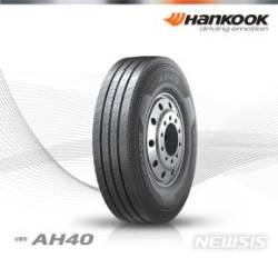 한국타이어, 대형 카고트럭용 신제품 'AH40' 출시