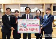 BNK금융, 소외계층 명절나기 전통시장 상품권 기부