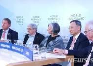 황창규 KT 회장, 다보스포럼서 '글로벌 감염병 확산방지 플랫폼' 구축 제안