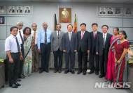 한밭대, 서남아시아 주요 거점대학들과 국제교류 나서