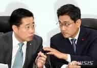 """바른미래당 이태규 """"한국당과 연대, 불가능한 시나리오"""""""