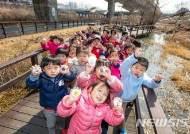 청계천에서 생태체험…11월까지 생태학교 운영