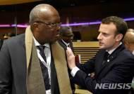 EU, '사하라이남 프런티어'인 서아프리카 합동군에 1500억원 지원