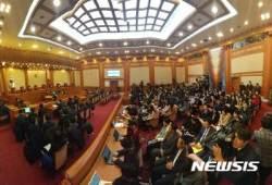 [탄핵1년]박근혜 내달 1심 선고…사상 첫 재판 생중계 되나