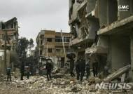 """러시아군 """"美, 시리아 공습 준비…지중해에 함대 배치"""""""