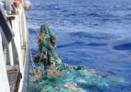 1조8000억개 8만t의 플라스틱쓰레기 바다 160만㎢ 뒤덮어