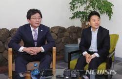 '선거연대' 극약처방 꺼낸 유승민…거취 고민 원희룡 잡을까