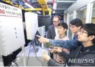 LG유플러스, 노키아와 5G장비 기술 공동개발