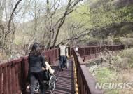 칠곡숲체원 '무장애 데크로드 숲길' 9일 개방